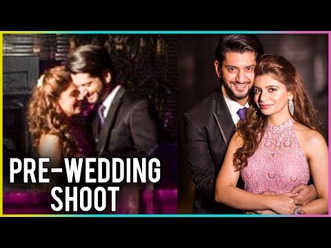 Kunal Jai Singh & Bharti Kumar PRE WEDDING Pictures OUT| Ishqbaaz
