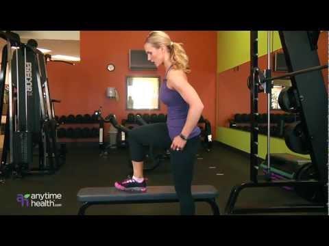 Lean Legs Circuit Workout