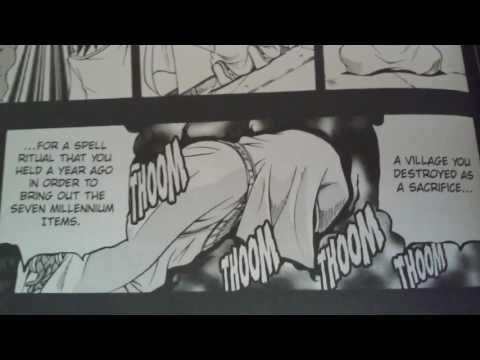 yugioh gx manga dub origin of tragoedia