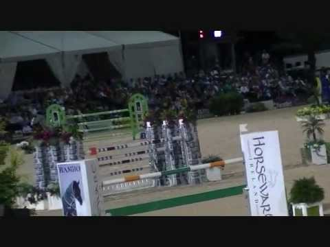 2012 Show Jumping Olympic Selection Trials Final Round