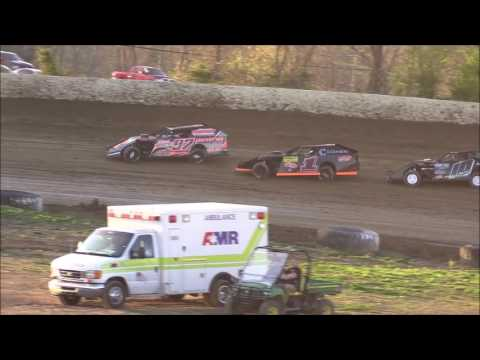 UMP Modified Heat #1 from Florence Speedway, April 8th, 2017.