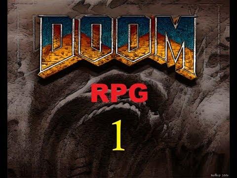 DooM RPG - Java шедевр Вход Прохождение часть 1