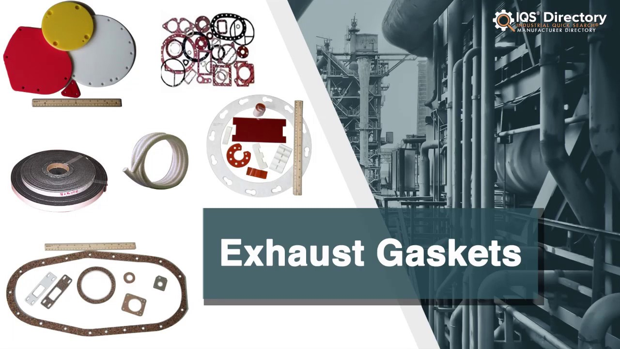 Exhaust Gasket Manufacturers | Exhaust Gasket Suppliers