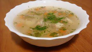 Как приготовить РЫБНЫЙ суп из МОРСКОГО ОКУНЯ.