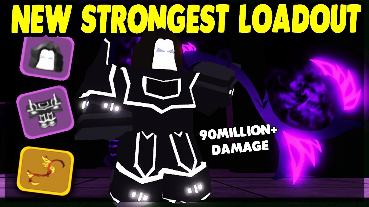 THE *BEST* POSSIBLE MAGE LOADOUT IN THE UNDERWORLD | Roblox: Dungeon Quest