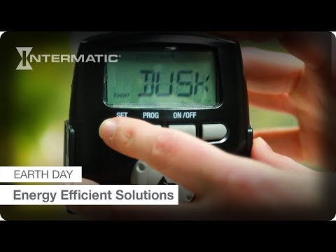 Celebrate Earth Day with Energy-Efficient Solutions by Intermatic