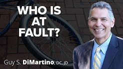 Determining fault after FL bicycle accident | Florida Bicycle Accident Attorney | (352) 267-9168
