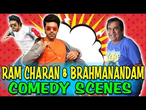 Ram Charan & Brahmanandam Best Comedy Scenes | South Indian Hindi Dubbed Best Comedy Scenes full movie | watch online
