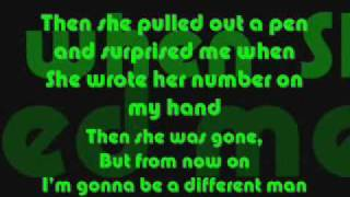 Jesse McCartney - Best Day of my Life [lyrics]