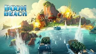 Boom Beach Android GamePlay Trailer (HD)