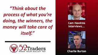 BBC Swing Trading Success w/ Charlie Burton - Forex Trading Interview |  80 mins