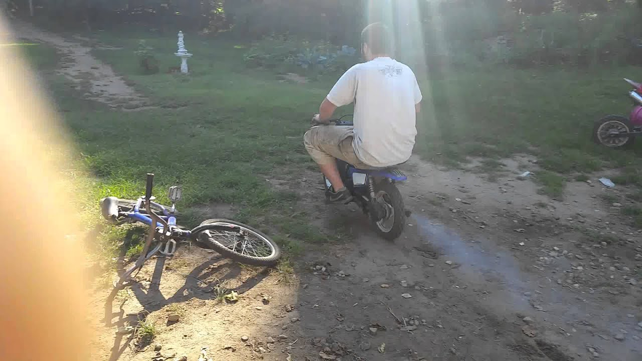 Pw50 with a 60cc big bore
