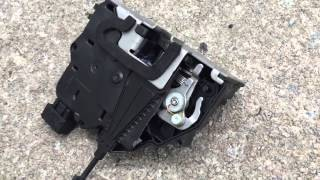Fiat Grande Punto Driver Door Lock Mechanism
