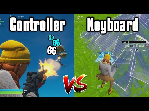 Should You Still Switch To Mouse & Keyboard In Chapter 2? - Fortnite Battle Royale