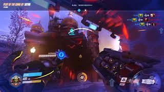 Orisa Play of the Game - Triple Drop Resimi