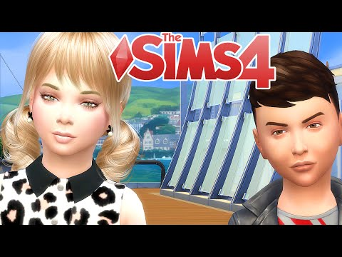 Let's Play The Sims 4 Part 40: To Take or Not To Take...Over | Meeting Shioban