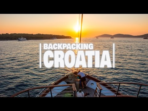 Backpacking Croatia - Adventures of Jake and Ness