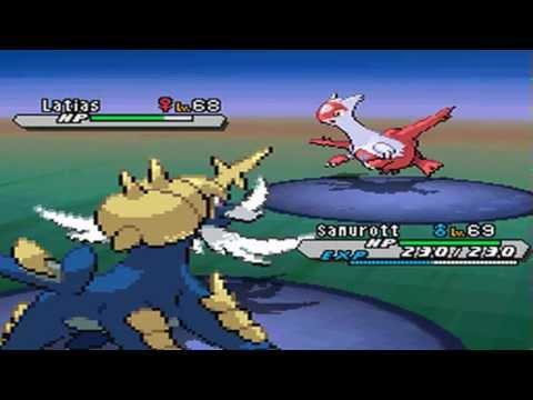 Pokemon White 2 - Vs Latias