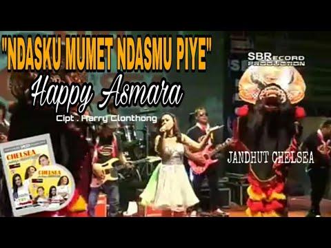 CHELSEA DJANDUT - HAPPY ASMARA - NDASKU MUMET NDASMU PIYE (FULL HD)