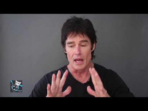 The Artists Project: Posing Hero Ronn Moss