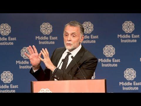 Fadi Ghandour Receives MEI Visionary Award