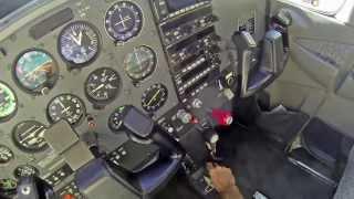How to Pre-Flight a C172R