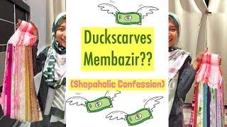 Beli Duck Scarves Ni Membazir??   Simply Safwanah (#2)