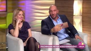 Pachmann Péter elektroműszerész lett volna, ha nem bátorítják a szülei - tv2.hu/fem3cafe