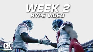 2019 New York Giants Week 2 vs Buffalo Bills Hype Video | Uncut