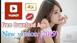 Download gratis Apk Vidhot+ Versi Terbaru 2019