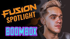 The Quest to Becoming the Best Western Zenyatta - Fusion Spotlight: Boombox