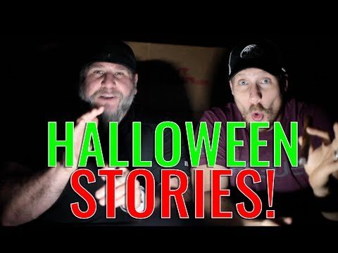 Chilling Halloween Stories with Tim & Bradley (f. Lions, Tigers, & Bears... and a Witch Sampler)