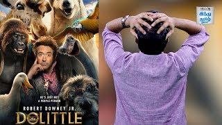 Dolittle - Review | Robert Downey Jr | Stephen Gaghan | Selfie review