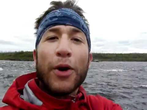 Nine Bar rapids Seal river