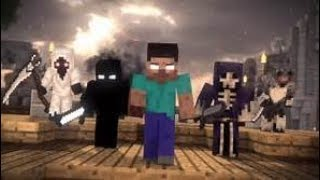 The Fat Rat music ( Minecraft Animation )