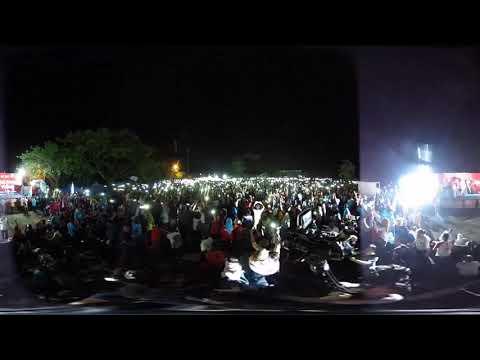 20180502 Lautan lampu Jelajah Harapan Kuantan