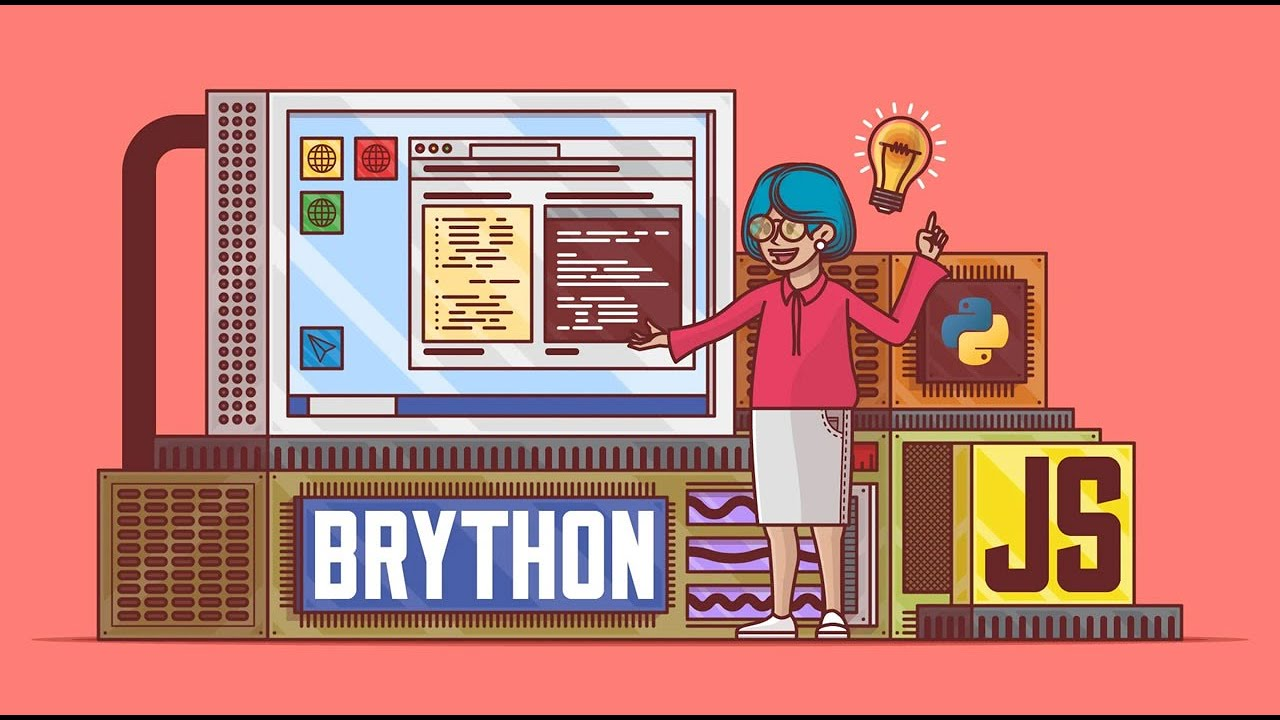Running Python in a Browser with Brython