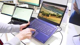 видео Обзор Toshiba Satellite C850 - дешевый ноутбук. Тошиба Сателлит С850 - купить, цены, фото, описание