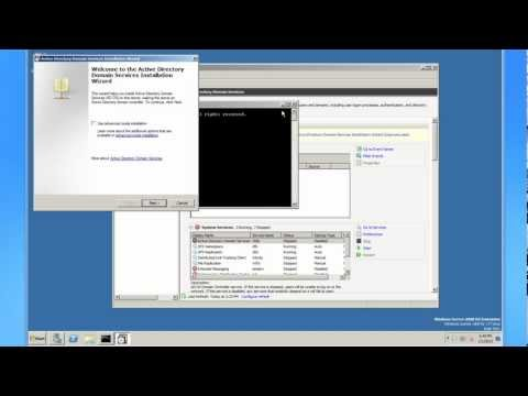 Active Directory Concepts and Installation with Windows Server 2008 R2
