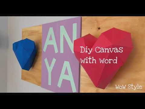 canvas-word-art---diy-room-decor