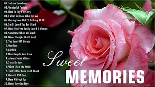 Greatest Hits Non Stop Old Song Sweet Memories 🔥 Oldies Love Song Medley 🔥