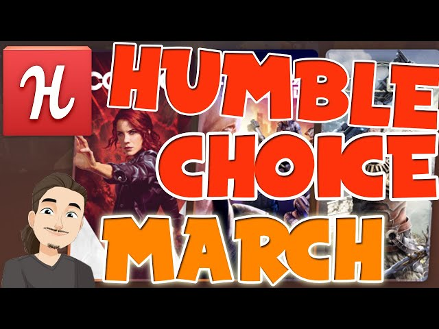 Humble Choice March Review || $265 of Games! || Control, Xcom, Elex, and More!