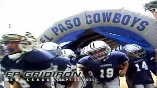 EP GRIDIRON - El Paso, Texas Youth Football
