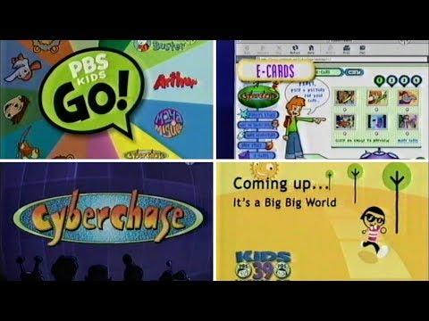 PBS Kids GO! Program Break (2006 WFWA) thumbnail