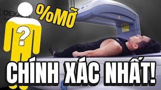 Ep 52: Phương Pháp Đo Mỡ CHÍNH XÁC NHẤT thế giới!  Pushday  FIRST LIVES   An Nguyen Fitness