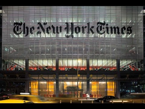 A Critical Look at the New York Times from the Inside: An Enlightening Portrait (2003)