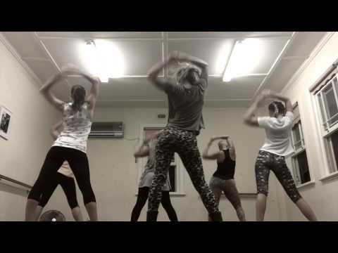 Chris Brown X choreography- commercial jazz/hip hop/ street jazz - Alison Grenadier choreo