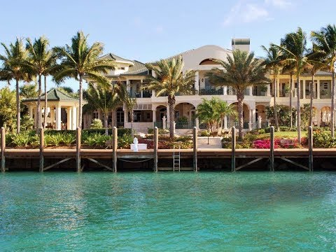 Sea Level - Paradise Island Waterfront Home Estate
