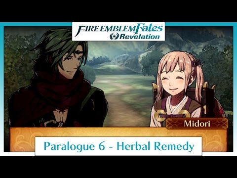 Fire Emblem Fates Revelation - Paralogue 6: Herbal Remedy