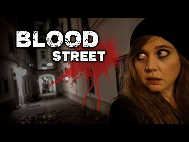 BLOOD STREET | HORROR and GHOSTS of Blutgasse Vienna, Austria